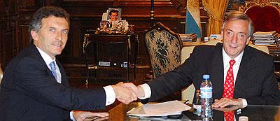 ¿Podrá Macri polarizar contra Kirchner?