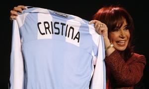 futbol y cristina