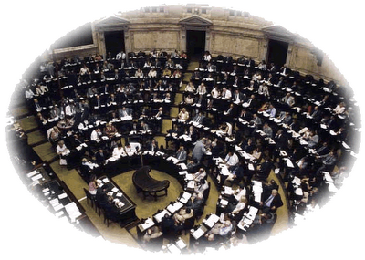 congreso ley